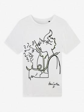 """T-shirt """"Homme Adam et Eve"""""""