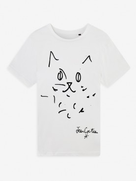 "Tee-shirt Homme ""Le Chat"""